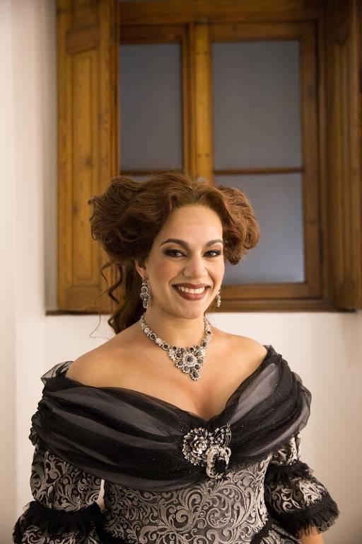 Sessão para convidados de ?La Traviata?