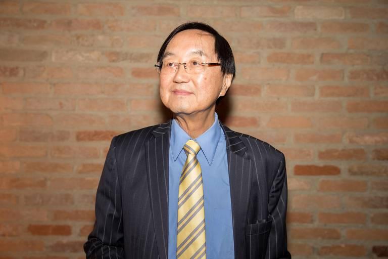 Charles Tang, presidente da Câmara de Comércio e Indústria Brasil-China