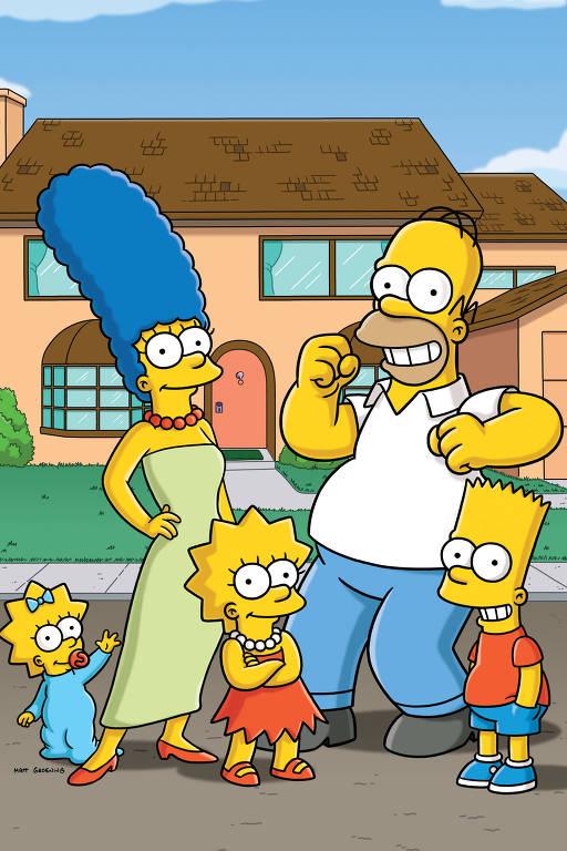 Os Simpsons estreiam a 29ª temporada no canal Fox