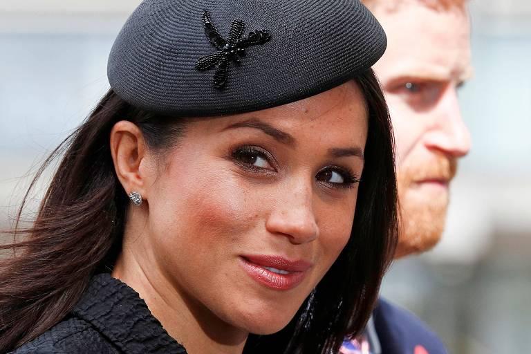 Meghan Markle, que se casa com o Príncipe Harry neste sábado (19)