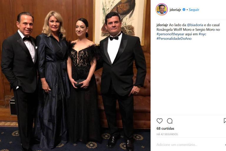 <strong>Momentos de Sergio Moro</strong>