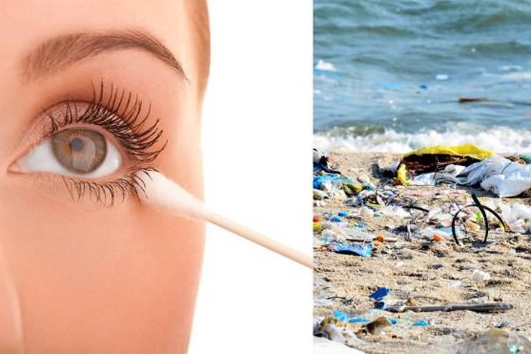 Cuidados com a beleza e como afeta o ambiente