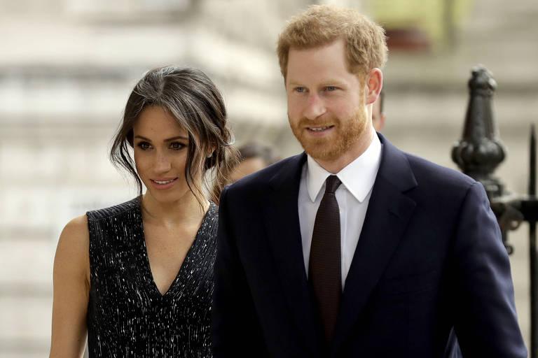 Príncipe Harry e Meghan Markle casam-se no castelo de Windsor, a 30km da Inglaterra
