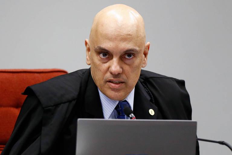Ministro Alexandre de Moraes, relator do caso