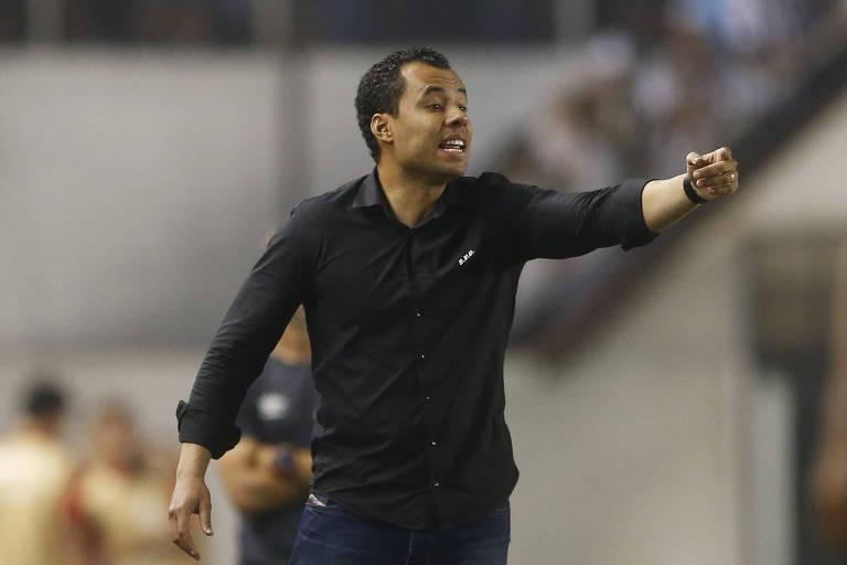 Jair Ventura foi anunciado como novo técnico do Corinthians