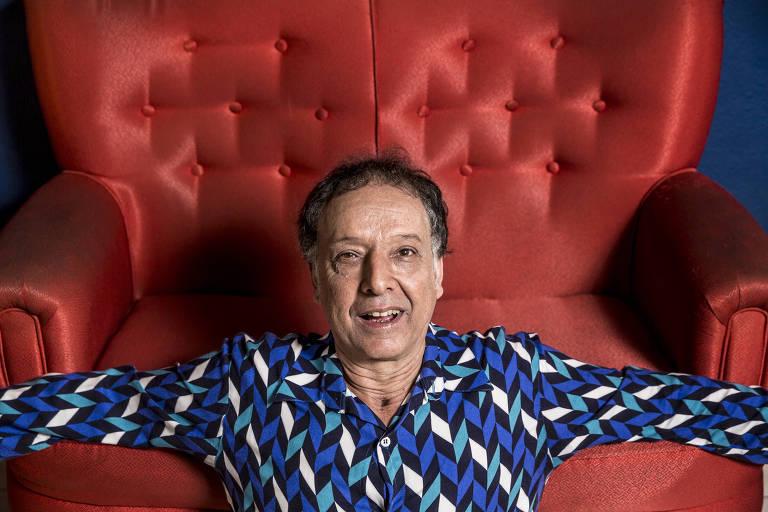O músico Arnaldo Baptista faz show gratuitos na Caixa Cultural