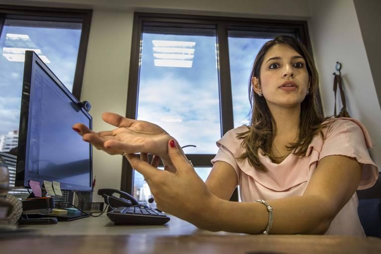 Socióloga Samira Bueno, diretora-executiva do Fórum Brasileiro de Segurança e autora do estudo