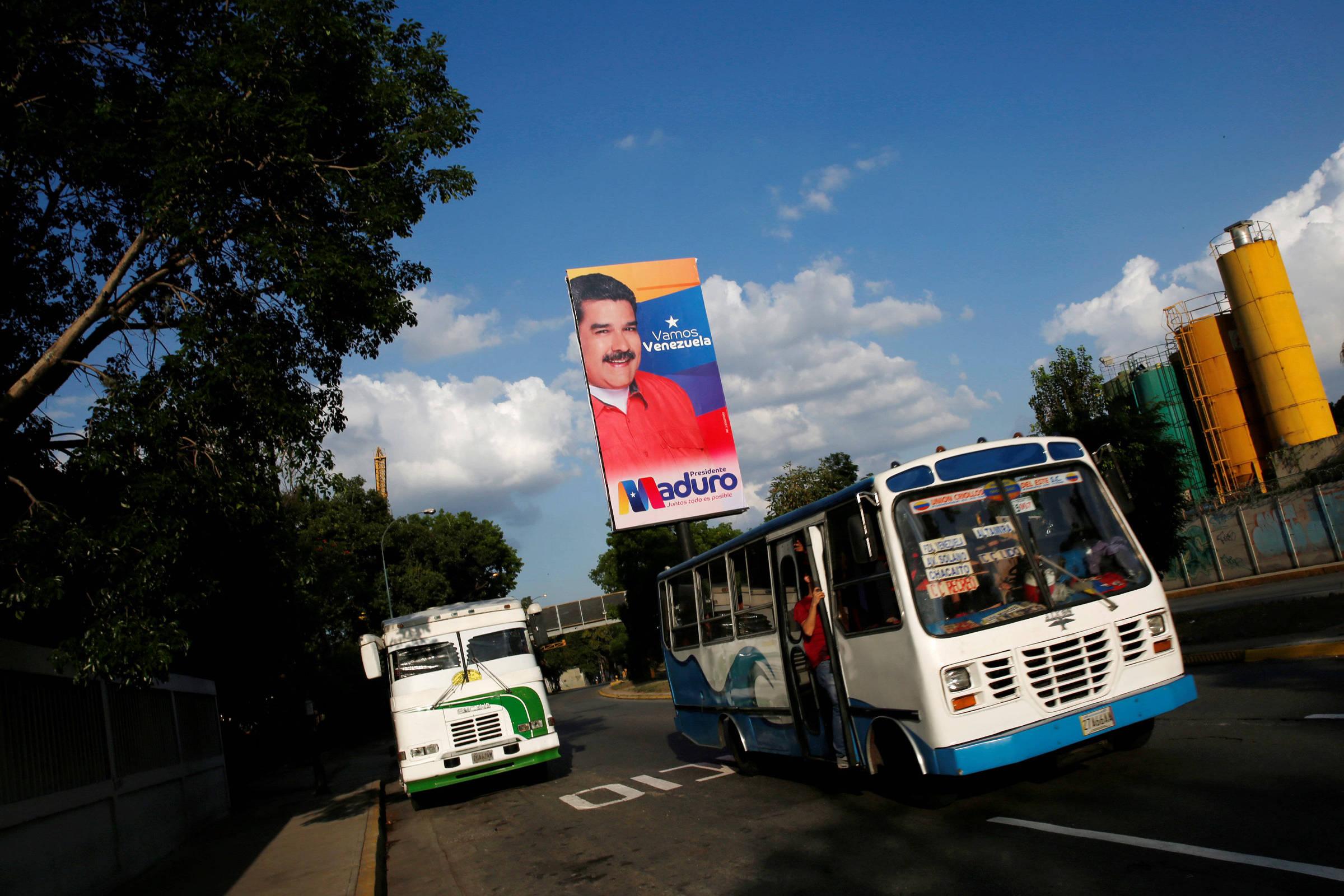 Crise econômica faz carros desaparecerem das ruas da capital venezuelana