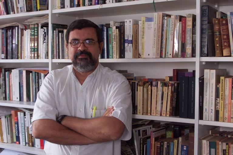 O economista Fernando Cardim no Rio