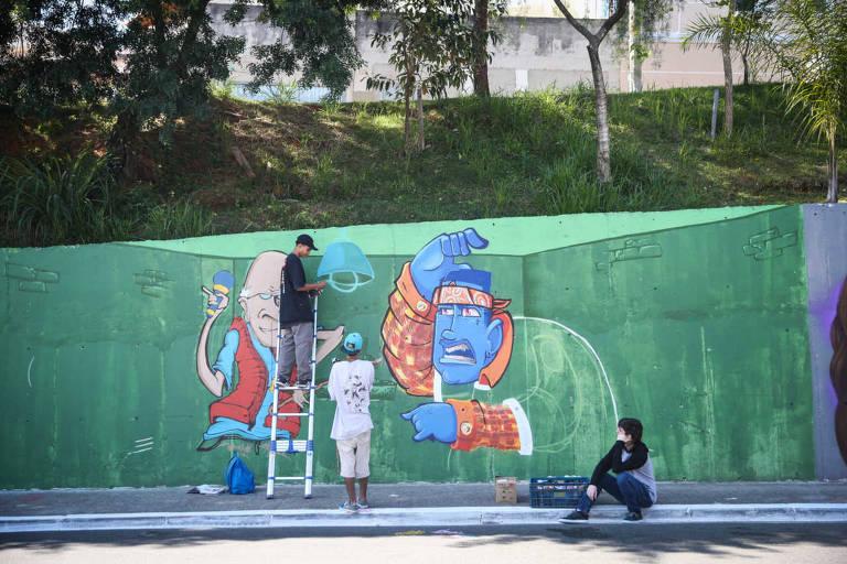 Um ano depois do lançamento, Museus de Arte de Rua sofrem com abandono