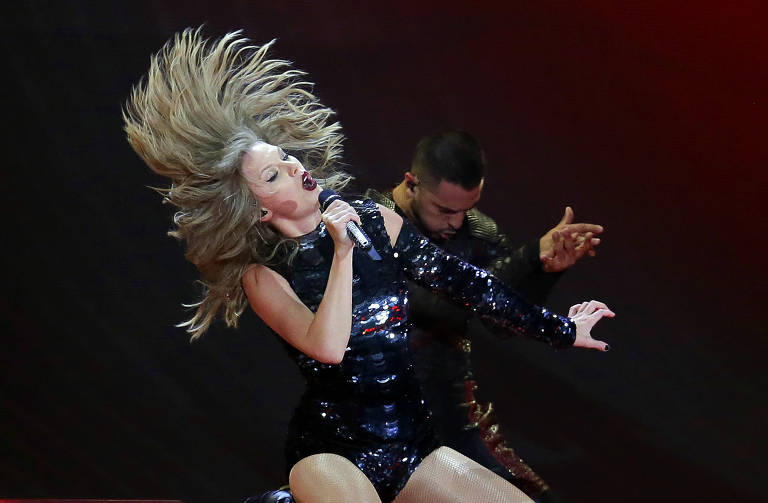 Taylor Swift em 'Reputation'