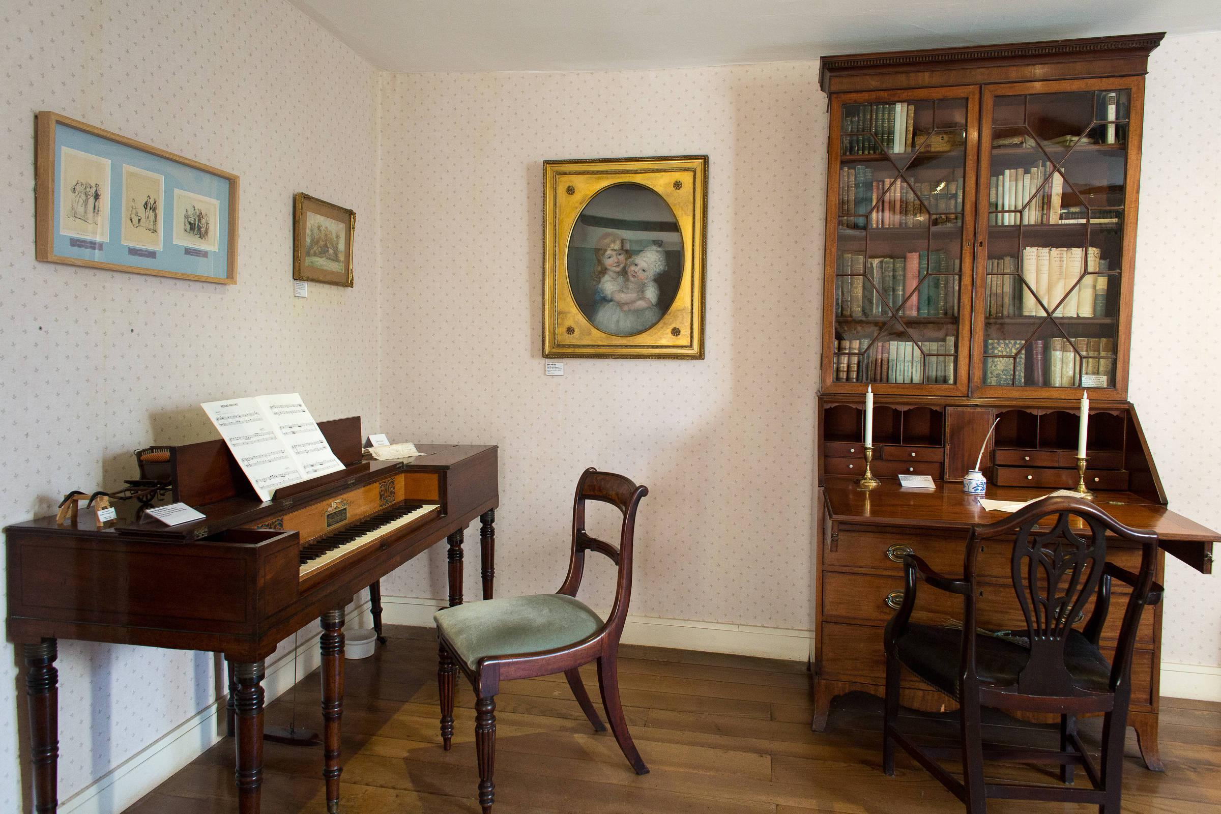 Coleção Folha traz história de Jane Austen em versão bilíngue