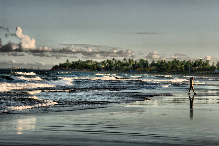 Praias de Porto de Galinhas (PE) são as preferidas do Nordeste e do Brasil