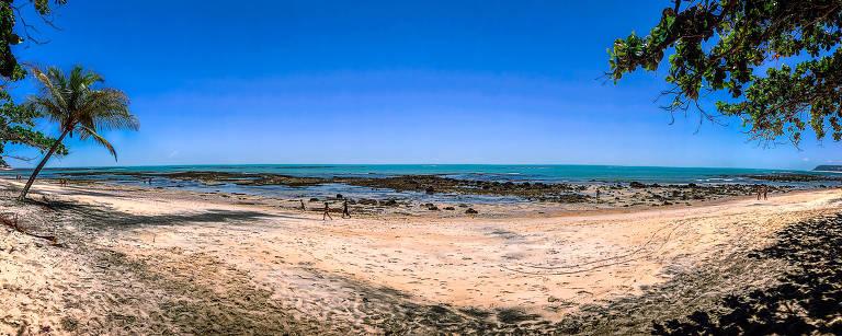 Praia do Espelho em Porto Seguro (BA)
