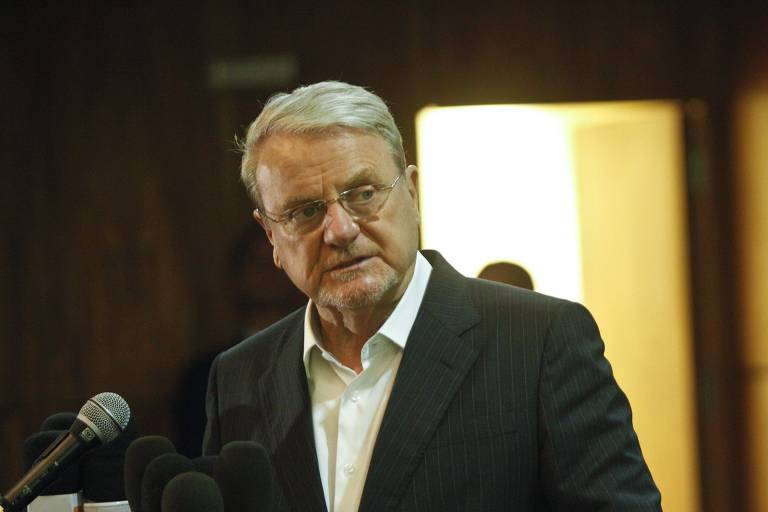O ex-prefeito de Belo Horizonte Marcio Lacerda (PSB), cotado para ser vice do presidenciável Ciro Gomes