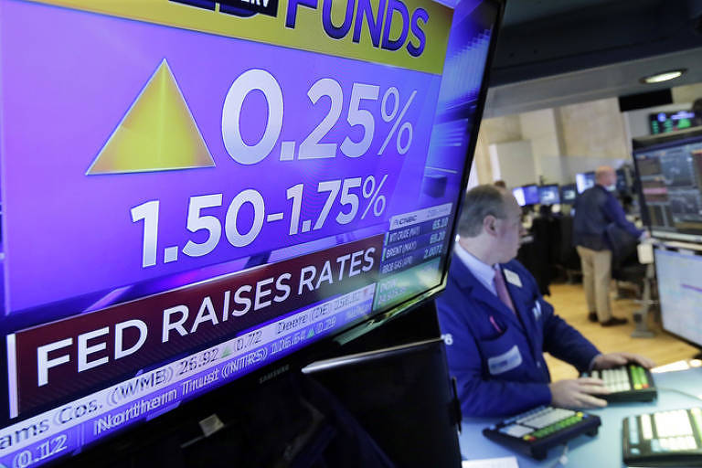 Expectativa de alta de juros nos Estados Unidos provocou turbulências no mercado nesta semana