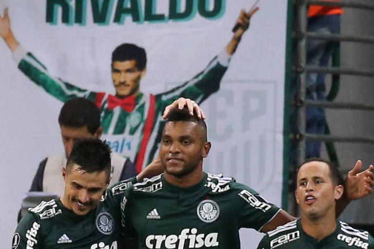 Borja vive bom momento no Palmeiras e quer confirmar vaga na Colômbia que vai à Rússia