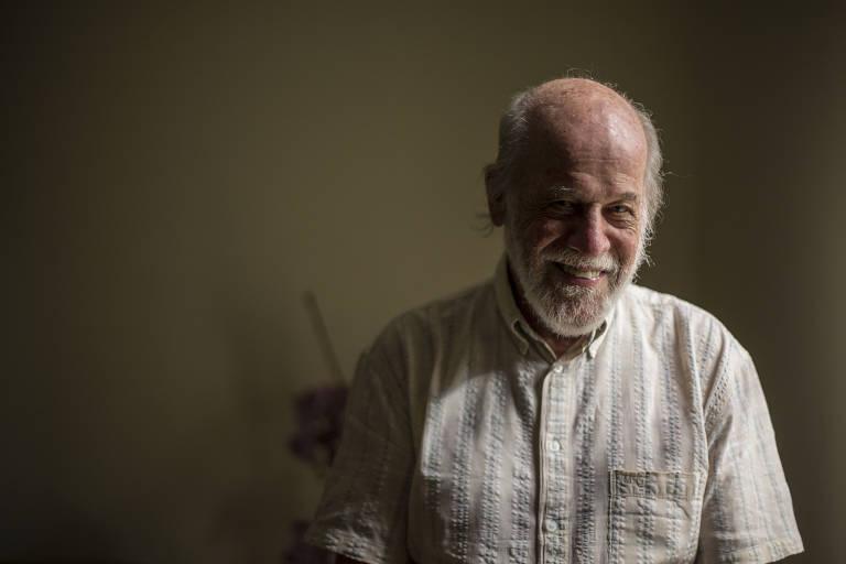 Zuza Homem de Mello, em 2017, durante o lançamento do livro 'Copacabana' (ed. 34), sobre o samba-canção