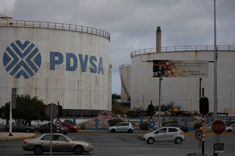 Resultado de imagem para pdvsa  Venezuela gasolina