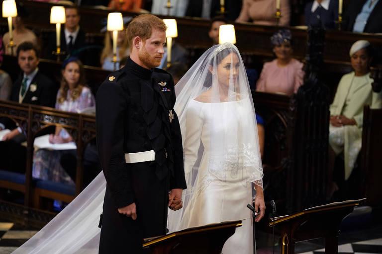 Casamento de Meghan Markle e príncipe Harry