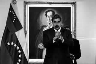 (3)VENEZUELA-CARACAS-ELECCIONES-MADURO-OBSERVADORES