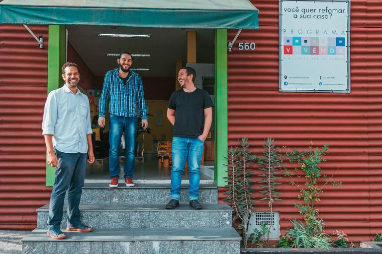 Startups miram construção civil