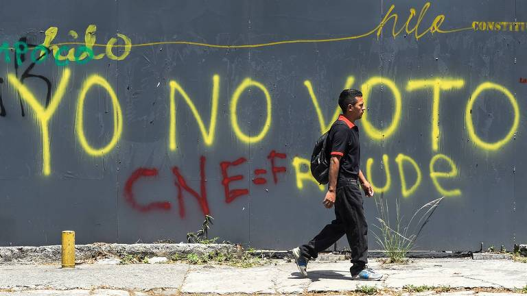 Eleições na Venezuela