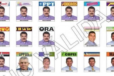 Centros eleitorais vazios marcam eleição presidencial na Venezuela