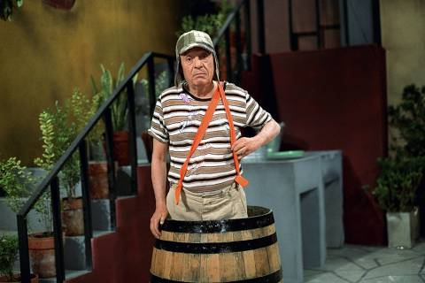 O personagem Chaves