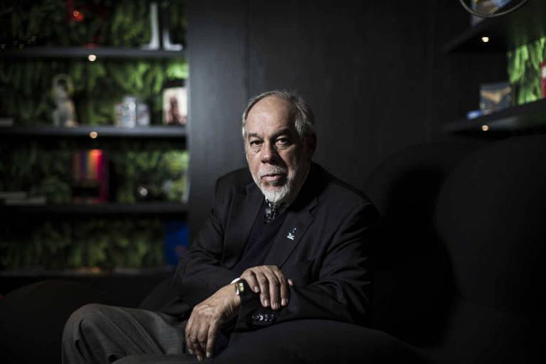 Jorge Almeida Guimarães, diretor-presidente da Embrapii, de pesquisa e desenvolvimento