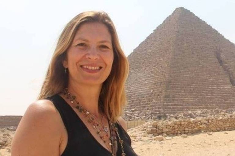 Patricia Zancan e marido ficaram 11 horas encapuzados sob poder de bandidos