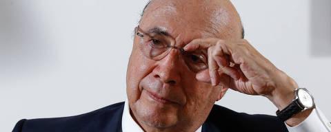 BRASILIA, DF,  BRASIL,  26-04-2018, 12h00: O ex ministro da Fazenda Henrique Meirelles durante entrevista em sua casa, no Lago Sul. (Foto: Pedro Ladeira/Folhapress, PODER) ***EXCLUSIVO***