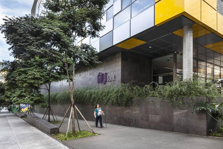 Sede do Nubank em São Paulo