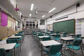 Especial Superpauta Criancas. Serie de entrevistas com criancas.Sala de aula do  colegio Equipe (em Higienopolis) onde estuda a garota  Laura Albergaria Guedes da Fonseca, 10 anos , que cursa o 5 ano do Colegio EQUIPE.