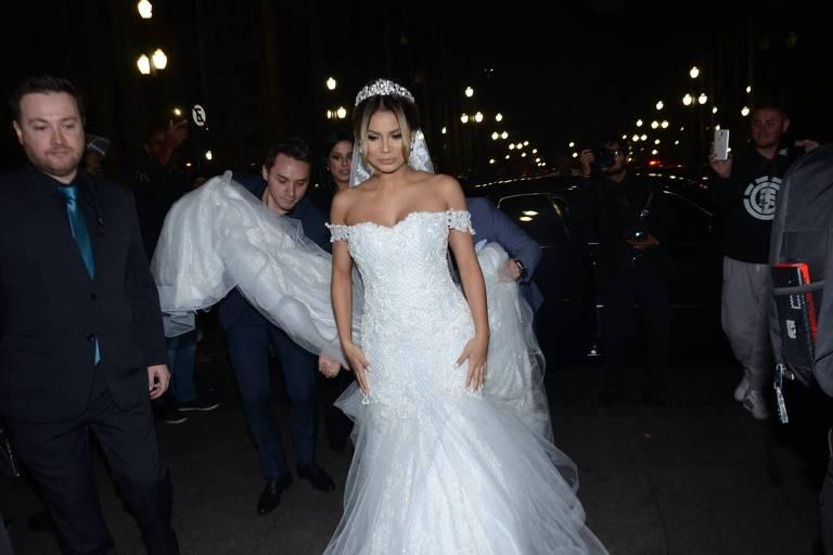 Casamento de Lexa e MC Guimê - Oficial