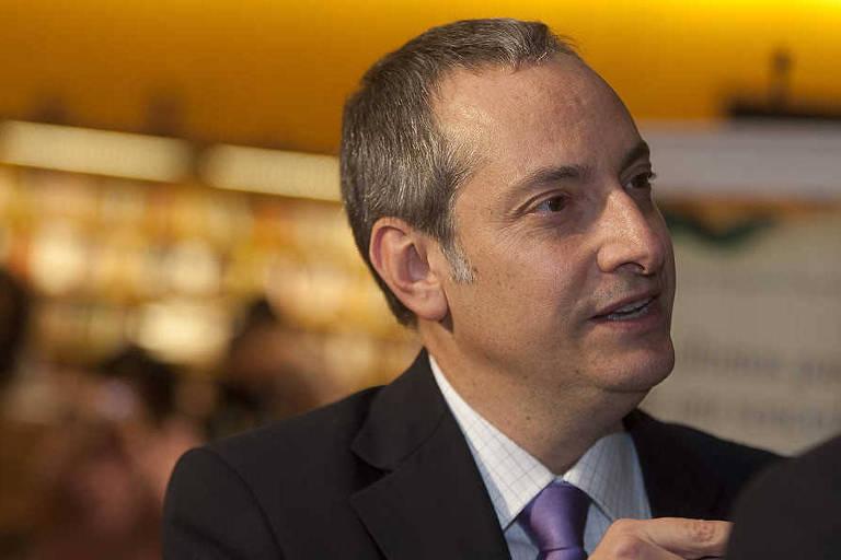 O jornalista José Roberto Burnier