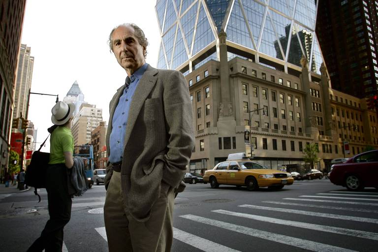 Veja imagens de Philip Roth, um dos maiores escritores dos EUA