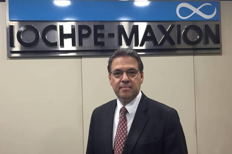Marcos Oliveira, CEO da Iochpe Maxxion