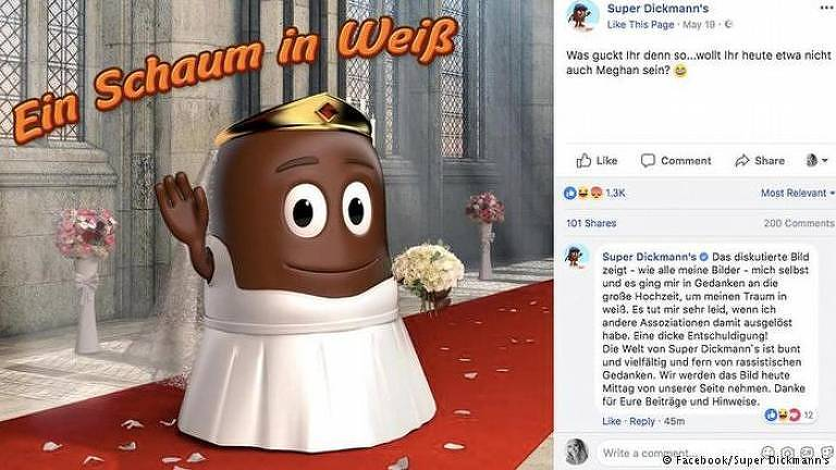Marca de chocolate se desculpa por referência a Meghan Markle