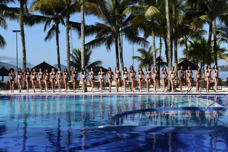 A edição 2018 do Miss Brasil BE Emotion acontece no sábado, dia 26 de maio, no Rio de Janeiro