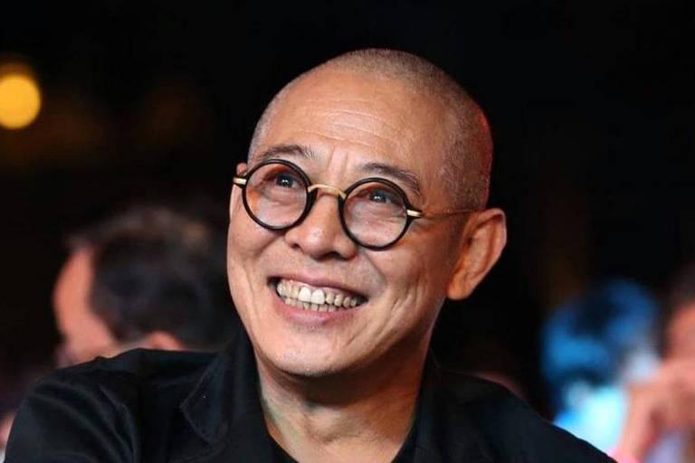 O ator Jet Li