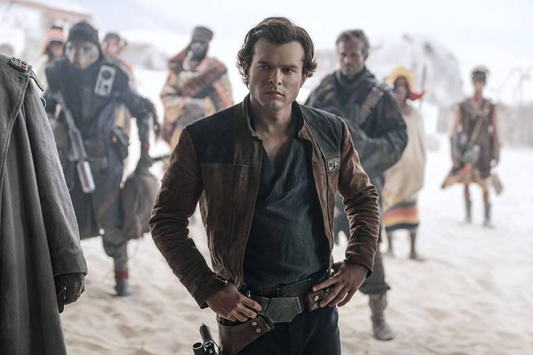 CENA DE Han Solo – Uma história Star Wars