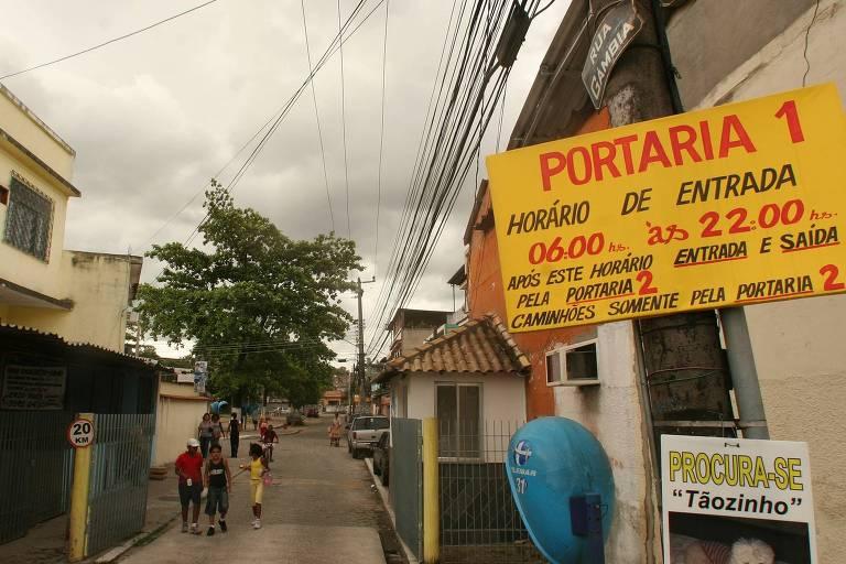 Milícia e tráfico ameaçam eleições municipais no Rio
