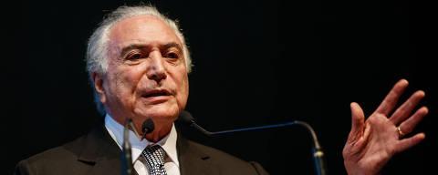 São Paulo, SP , 18-05-2018  - Cerimônia de Encerramento do Fórum Exame e CNI. Palavras do Presidente da República, Michel Temer. Foto: Cesar Itiberê/PR