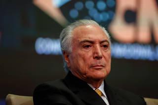 (2)BRASIL-BRASILIA-TEMER