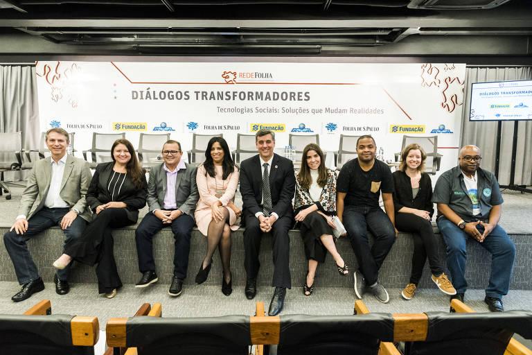 Diálogos Transformadores Tecnologias Sociais