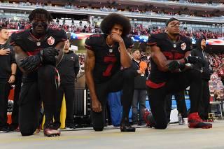 Regra da NFL sobre o hino americano só contentará a NFL