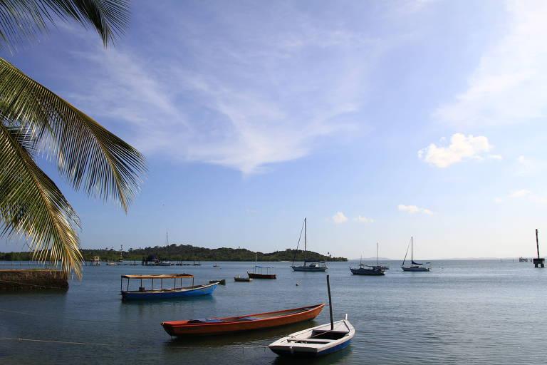 Estado brasileiro de destino turístico: Bahia