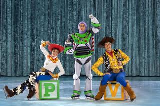 Espetáculo 'Disney on Ice' é adiado devido à greve dos caminhoneiros