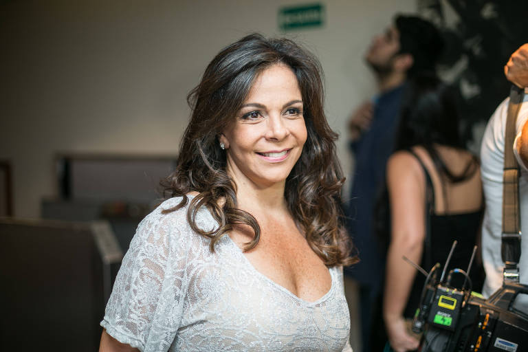 A cantora Sula Miranda